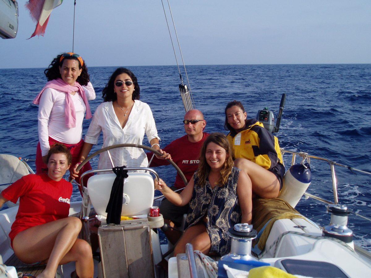 Festa della donna, promozioni barca a vela