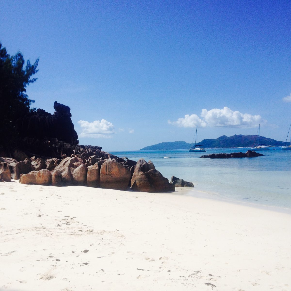 Crociera Seychelles catamarano
